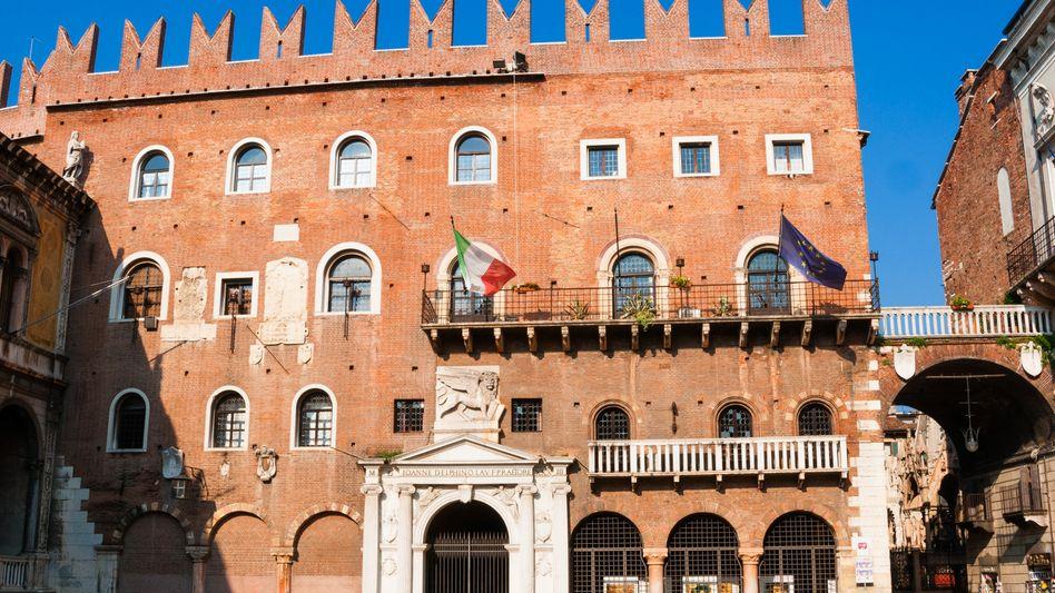 Palazzo di Cangrande, Verona: Spuren der Digitalisglykoside Digoxin und Digitoxin im Leichnam des Stadtherren