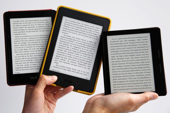 """E-Books haben ihren """"Jumping the Shark""""-Moment bereits hinter sich"""
