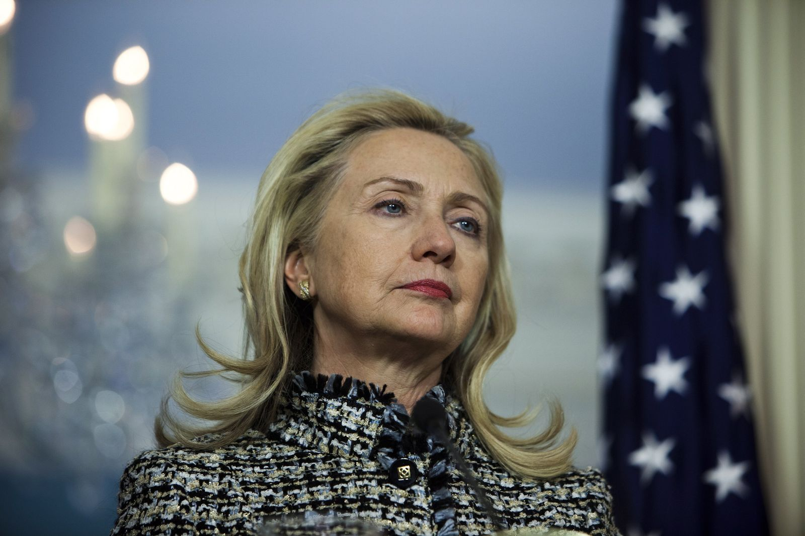 Clinton Decides Not to Testify on Keystone Pipeline