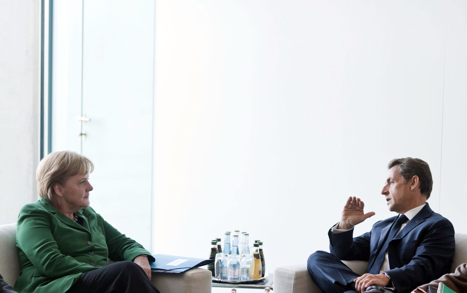 Angela Merkel / Nicolas Sarkozy