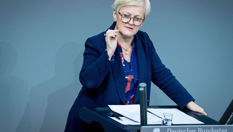 """Renate Künast: """"Ich werde weitermachen, bis wir gewinnen oder alle Rechtsmittel ausgeschöpft haben"""""""