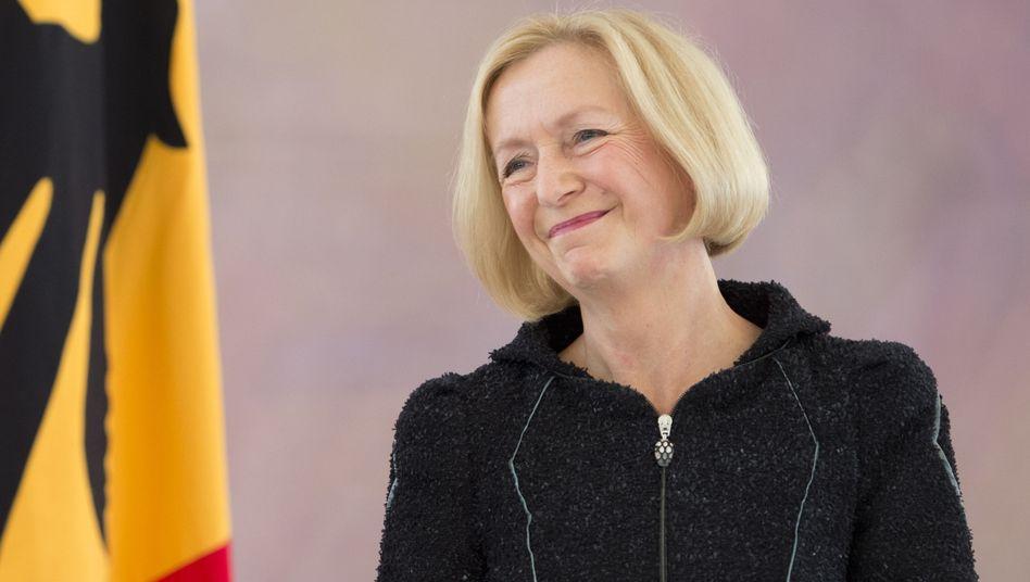 Neue Bildungsministerin Wanka: Aufstieg in die Machtlosigkeit