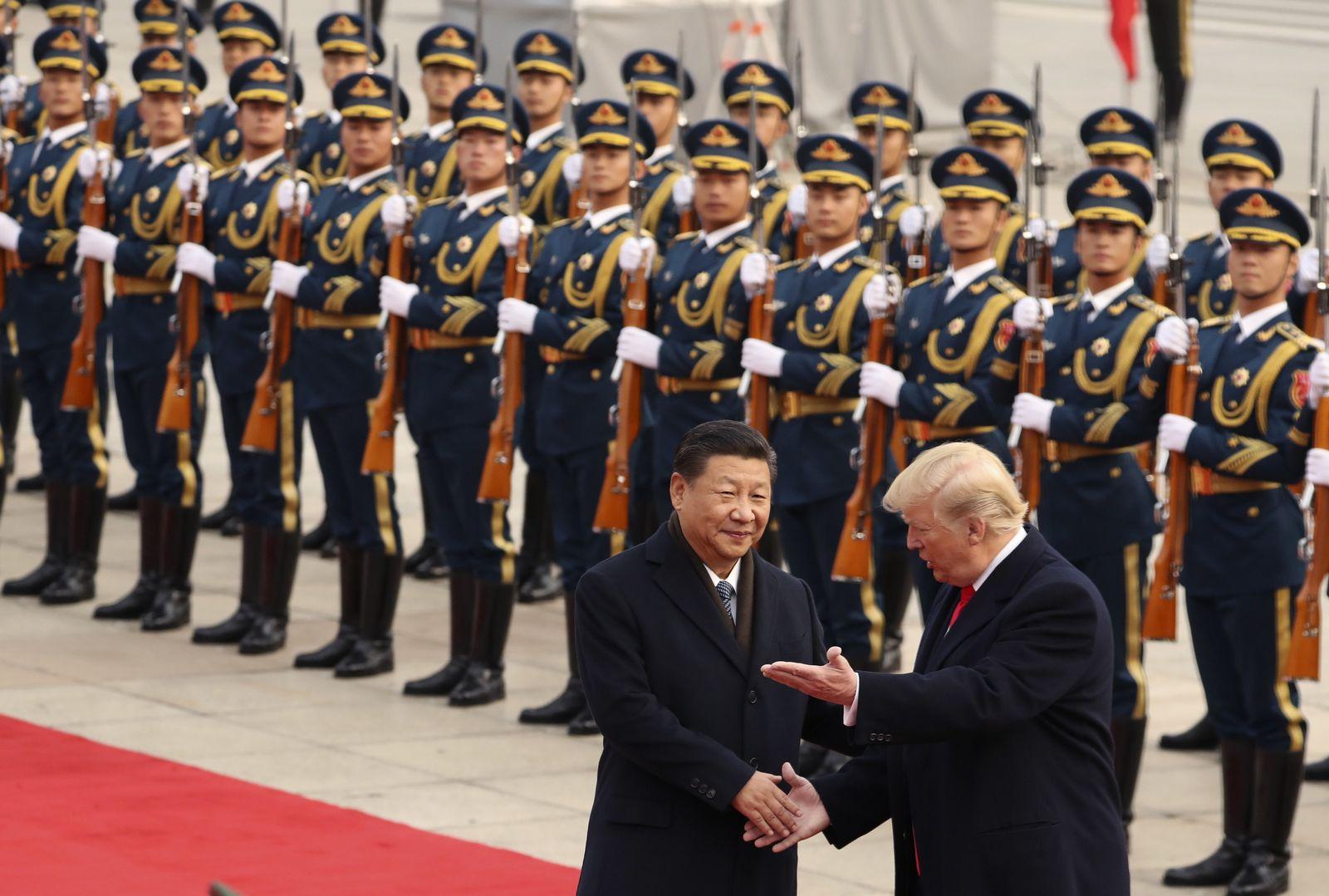 Trump/ Xi