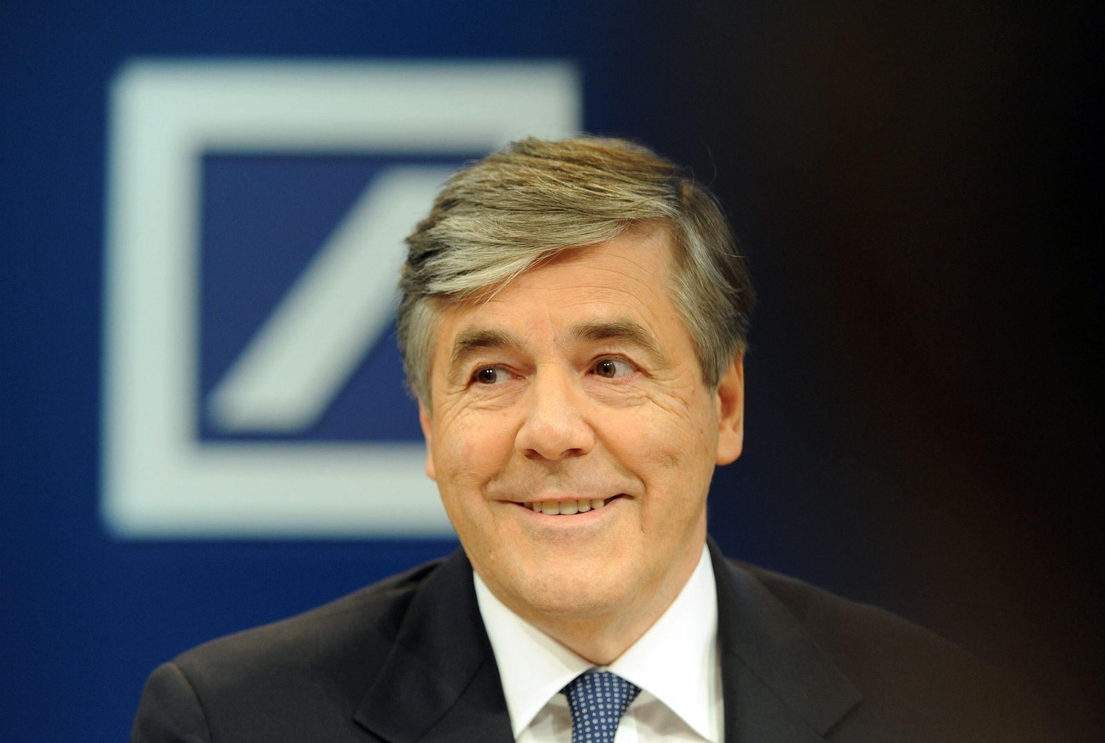 NUR FÜR SPAM Deutsche Bank Bilanz-PK