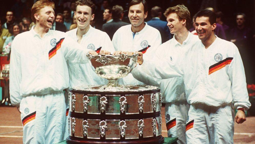 """Davis-Cup-Sieg 1988: """"Das nimmt uns niemand mehr!"""""""