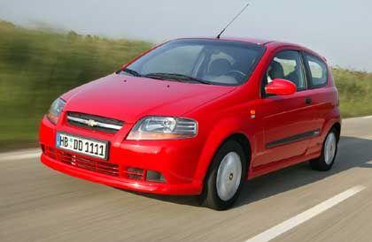 Chevrolet Kalos: Mit dem kleinen Dreitürer beginnt der Markenwechsel
