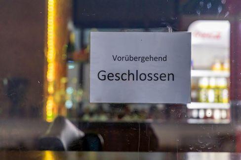 Gastronomiebetriebe müssen erneut schließen