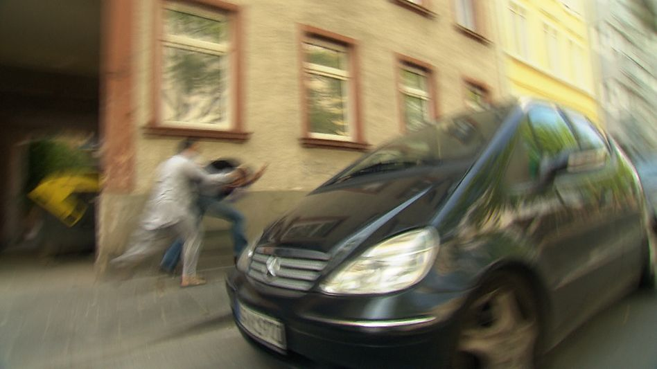 Reporter Eric Beres wird in Offenbach angegriffen