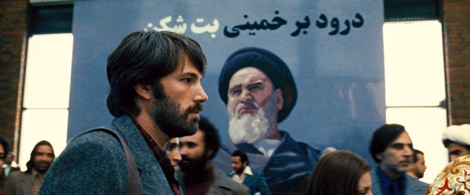 """CIA-Thriller """"Argo"""": Film' um dein Leben!"""