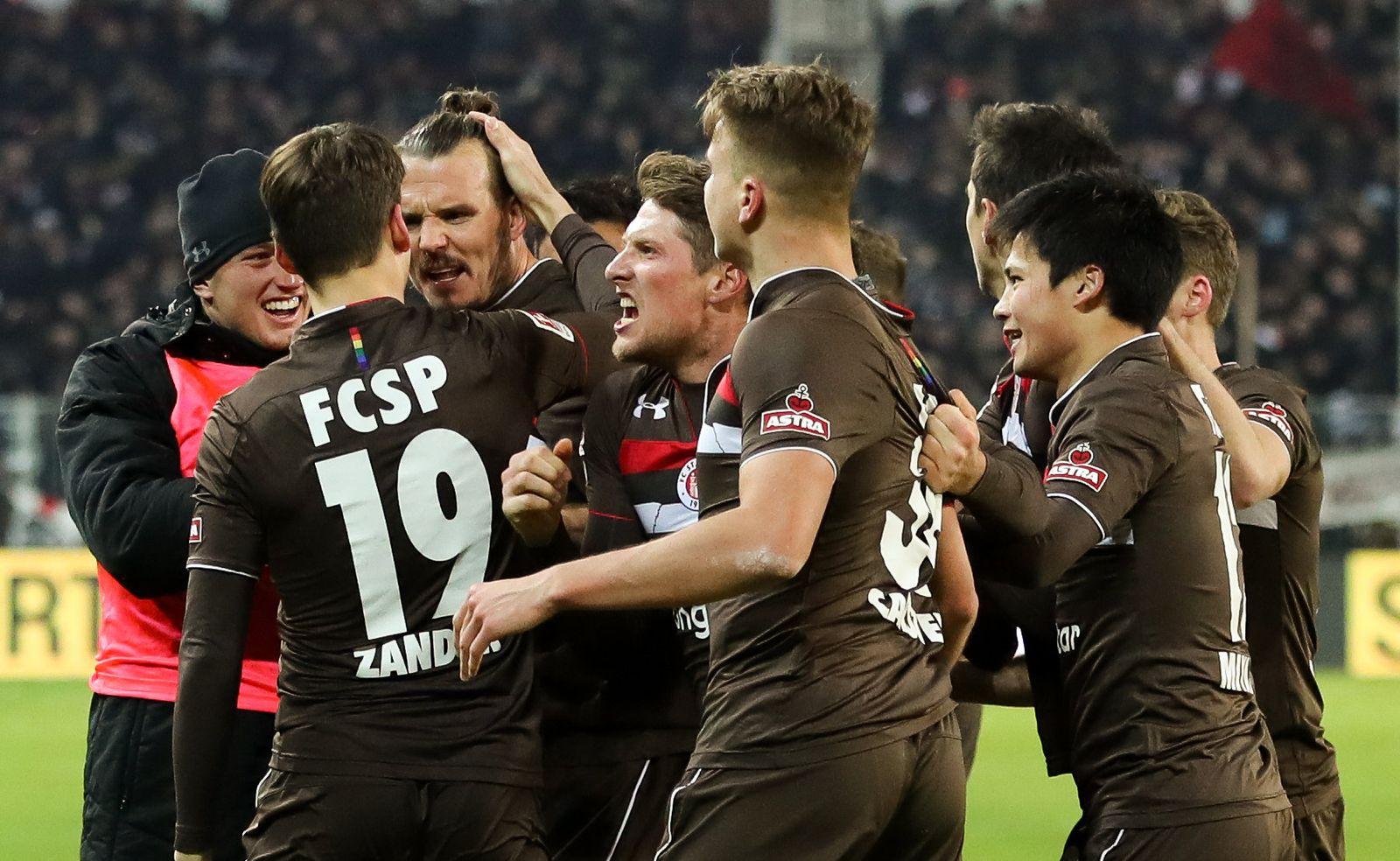 FC St. Pauli - 1. FC Union Berlin