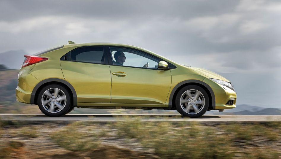 Honda Civic: Bei unter 50.000 Kilometern der Zuverlässigste seiner Klasse