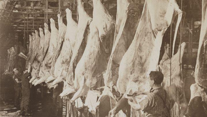 """Schlachten am Fließband - Die """"Union Stock Yards"""" von Chicago"""
