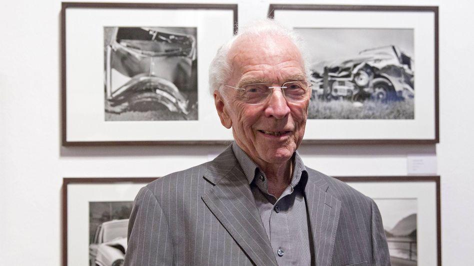 Arnold Odermatt (1925-2021)