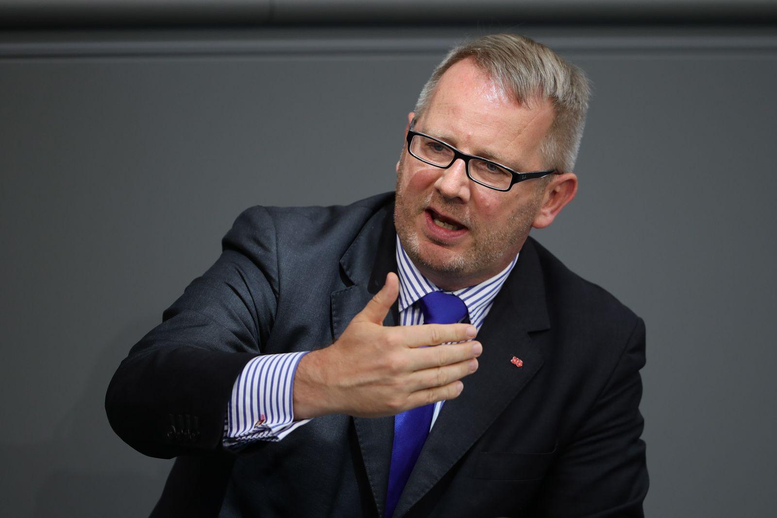 EINMALIGE VERWENDUNG Bundestagswahl 2017/ Politiker/ Zitate/ Johannes Kahrs