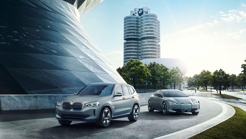 BMW Concept iX3: Den Mut verloren