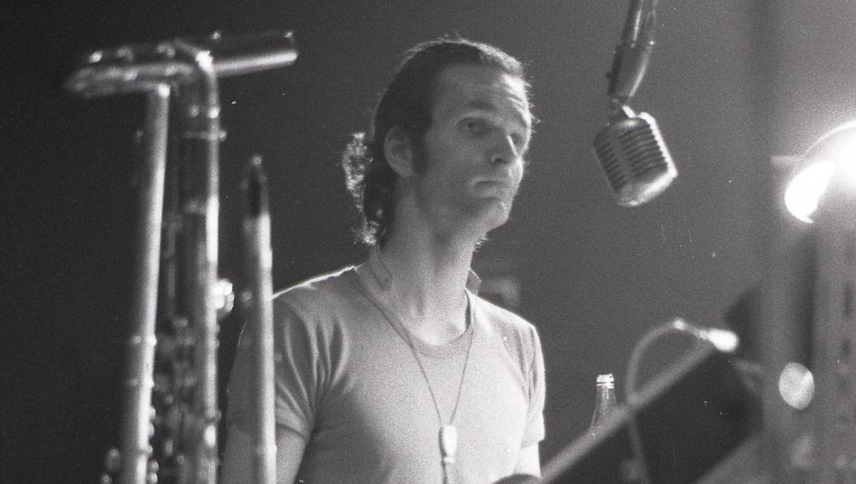 Florian Schneider (bei einem Auftritt 1971)