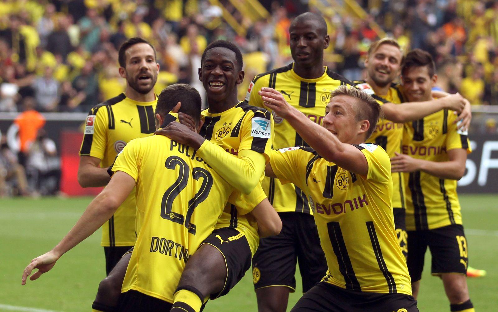 Borussia Dortmund - Darmstadt 98