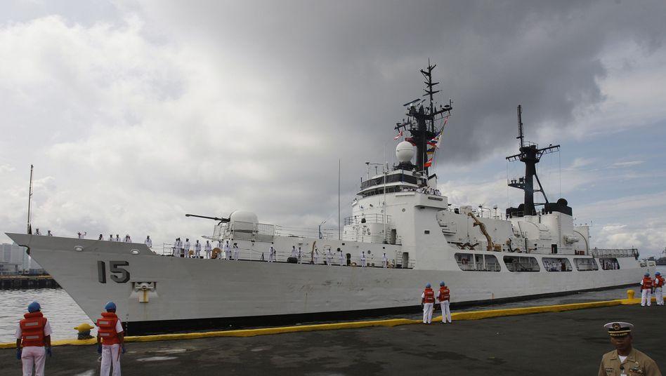 """Das philippinische Kriegsschiff """"BRP Gregorio del Pilar"""": Eskalation im Südchinesischen Meer"""