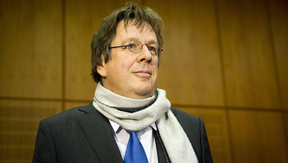 Moderator Kachelmann (Archivbild): Scheitern vor dem Zivilgericht