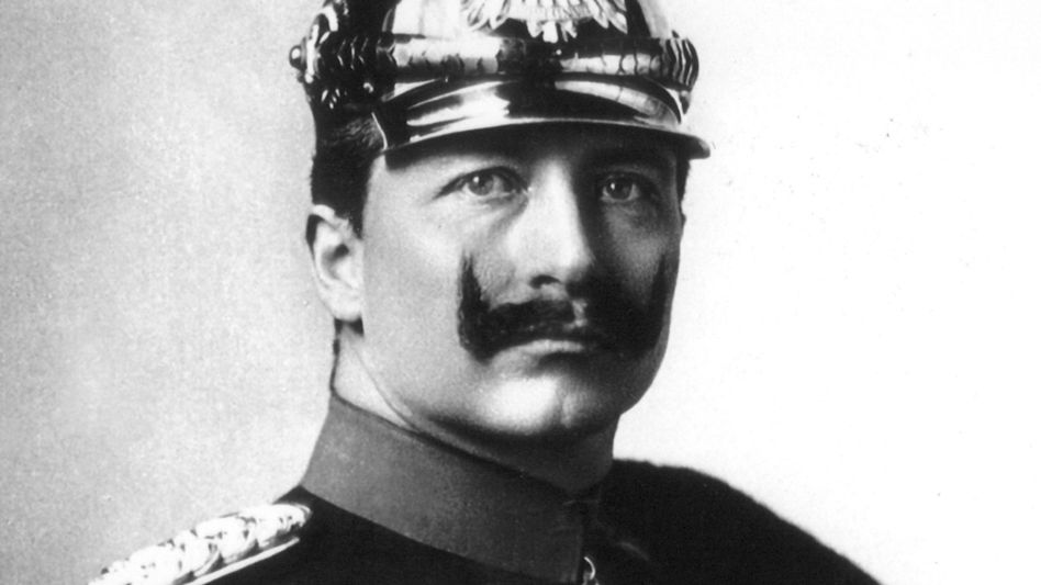 Kaiser Wilhelm II. (1917)