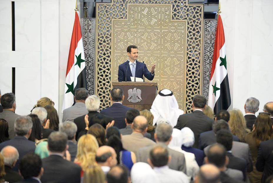 Syrien/ Assad