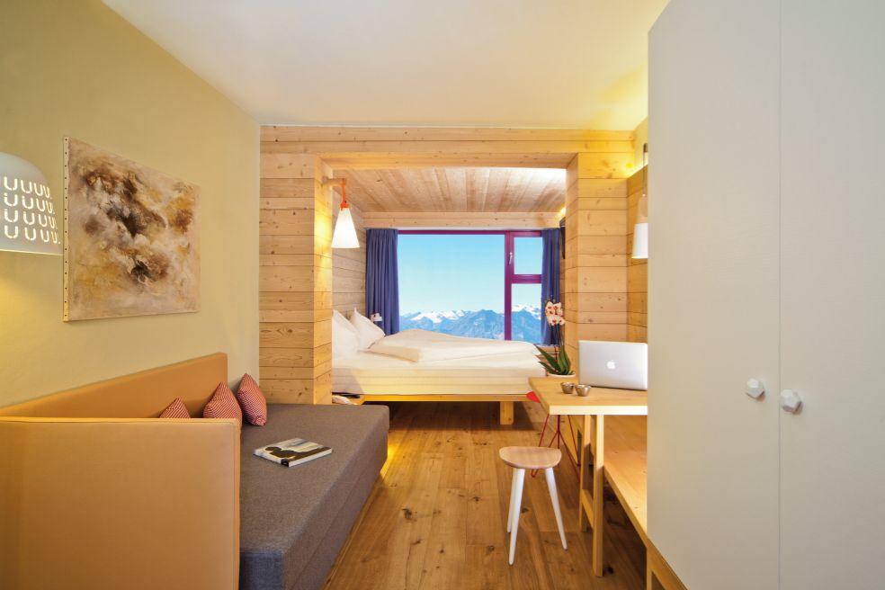Glacier Hotels Grawand