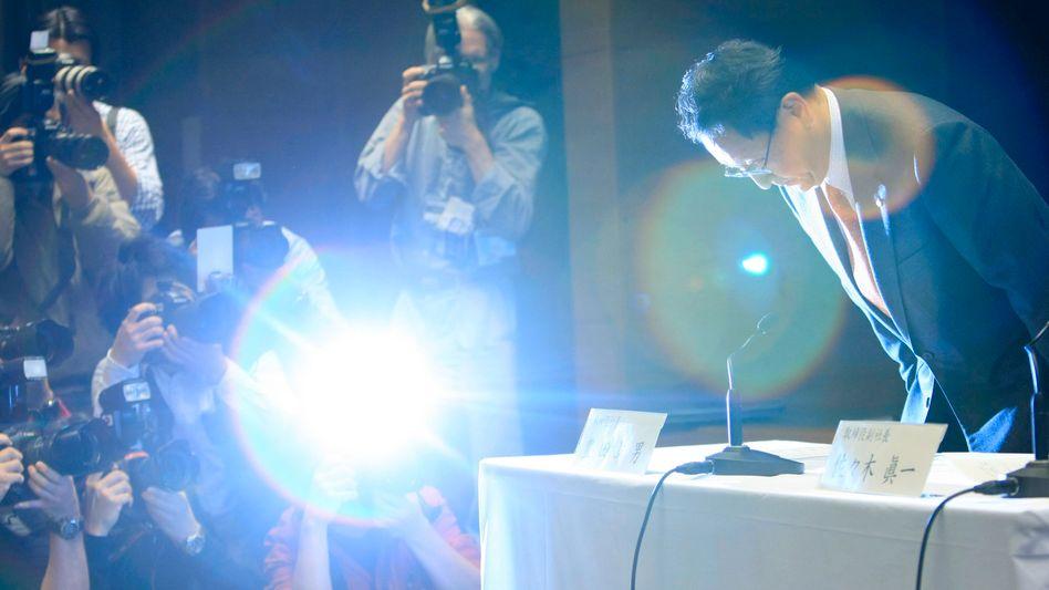 Toyota-Chef Akio Toyoda: Entschuldigung für die technischen Probleme.