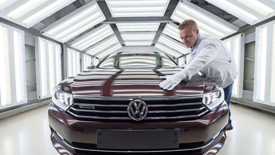 Abgas-Affäre: VW-Manipulation betrifft 2,8 Millionen Autos in Deutschland