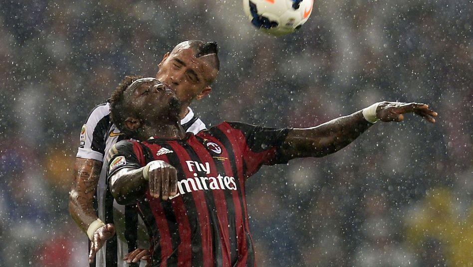 Milan-Niederlage gegen Juventus: Diskriminierende Fansgesänge