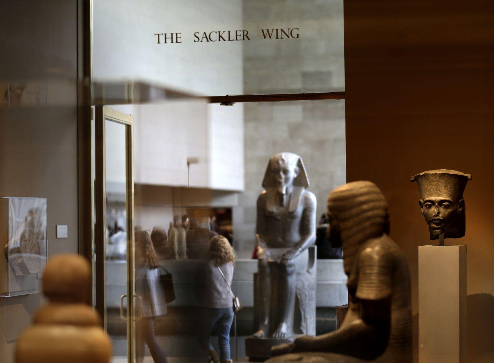 Sackler / Metropolitan Museum