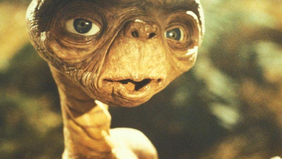 """Szene aus dem Film """"E.T. - Der Außerirdische"""": """"Wir haben noch keinen Beweis"""""""