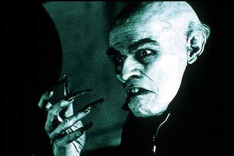 """Vampir (Filmszene aus """"Shadow of the Vampire""""): Nur in Hollywood wird Blut gesaugt"""