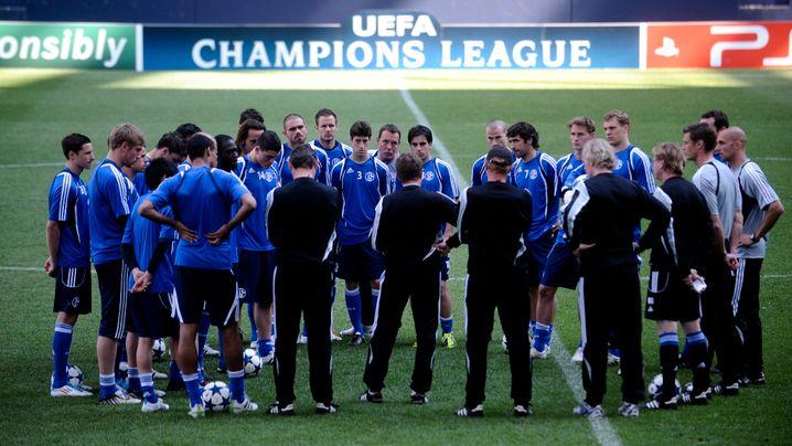 Schalke vs. Manchester: Werkeln am Wunder