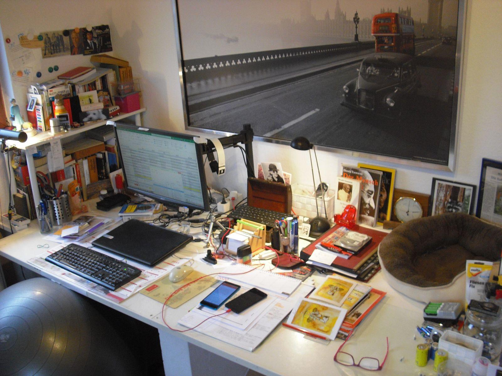 Schreibtisch Privat