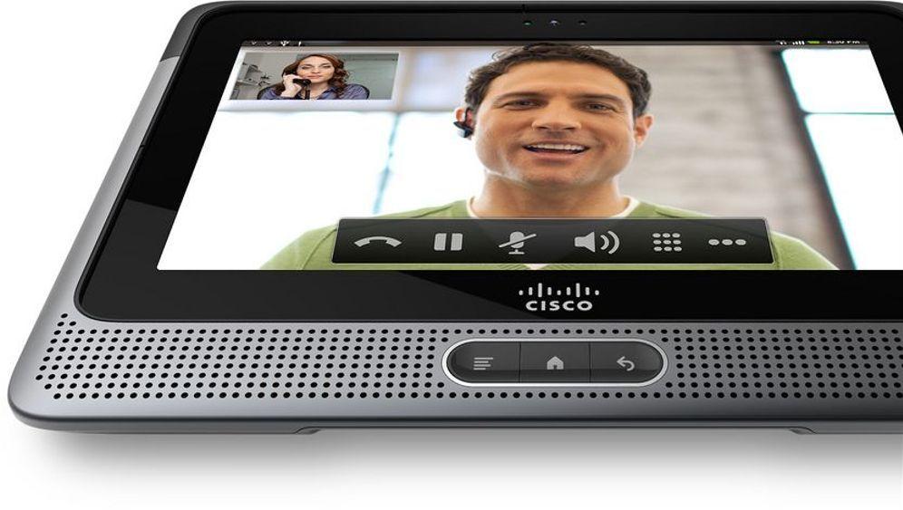 Cisco Cius: Tablet für den Arbeitseinsatz