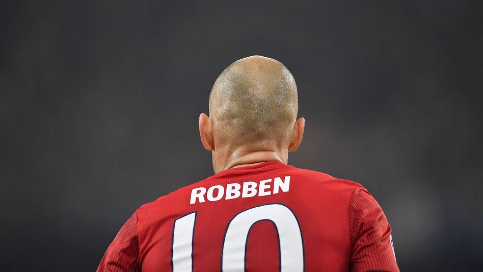 Er geht: Arjen Robben verabschiedet sich vom FC Bayern München, aus der Bundesliga