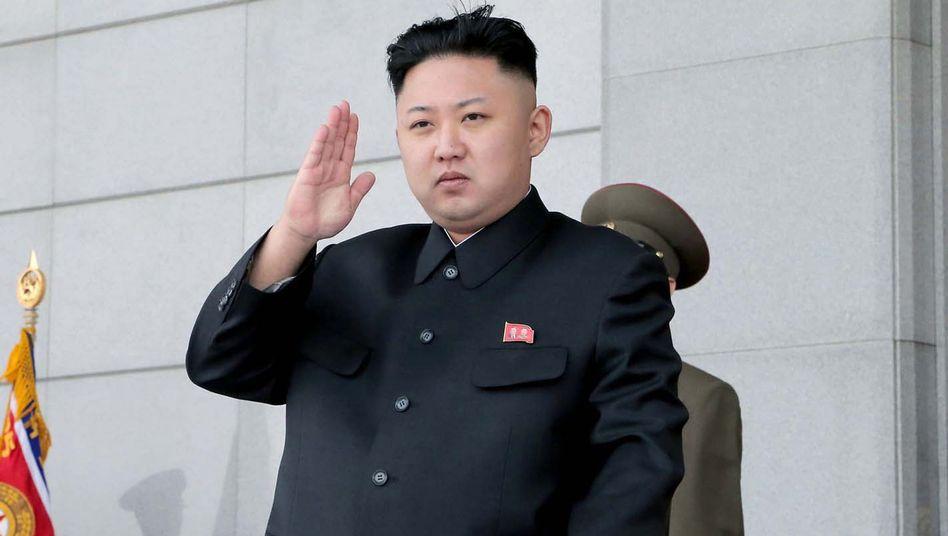 Diktator Kim Jong Un: Frühere Geliebte von Erschießungskommando hingerichtet?