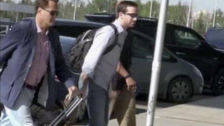 Aufgeflogener CIA-Mann: Mutmaßlicher Spion verlässt Russland