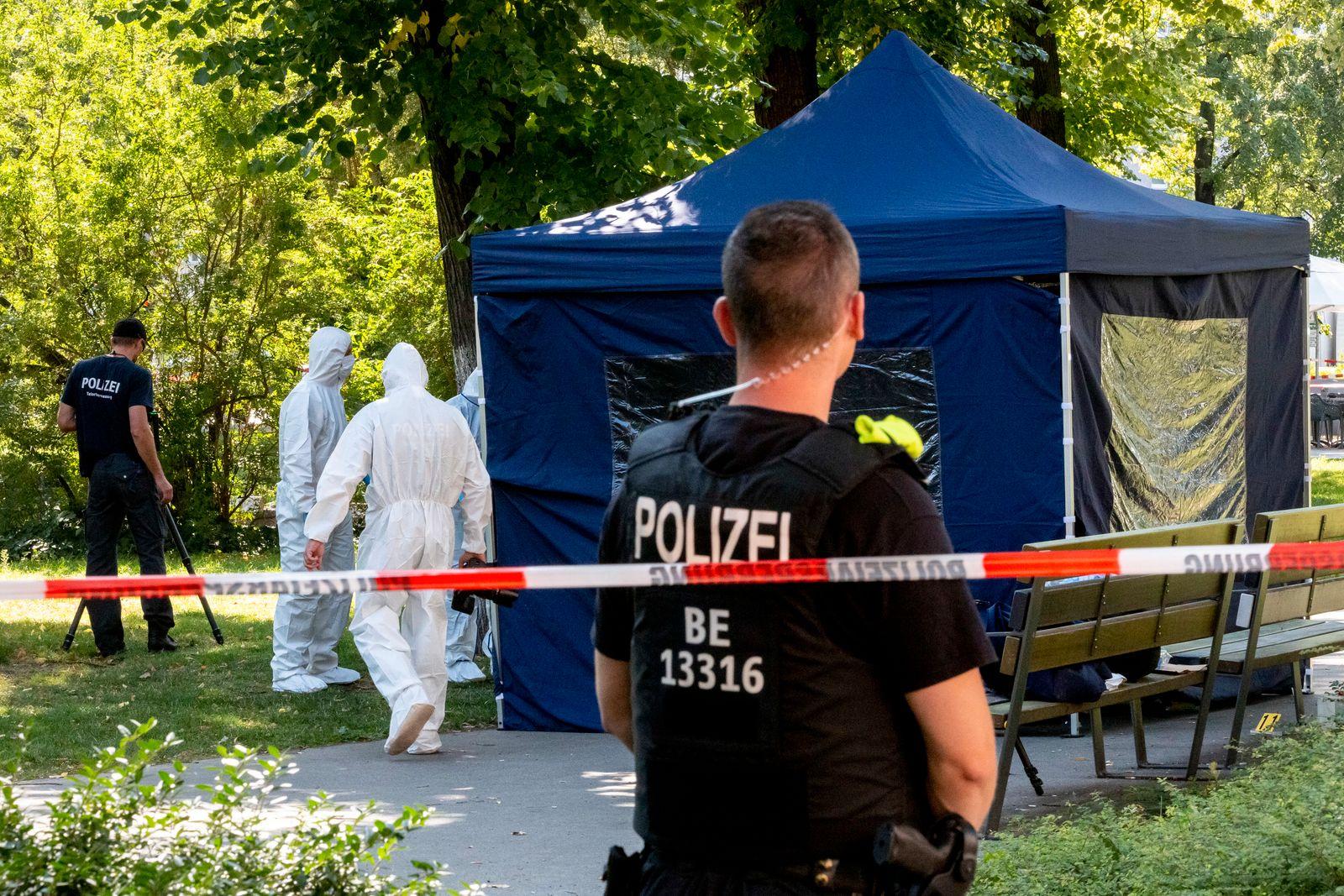 Mord an Georgier - Generalbundesanwalt will eigenen Haftbefehl