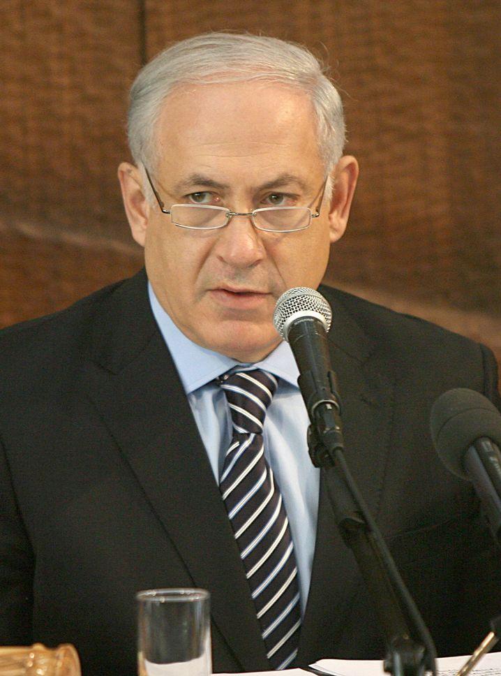 Ministerpräsident Netanjahu: Angebot für sofortige Friedensgespräche