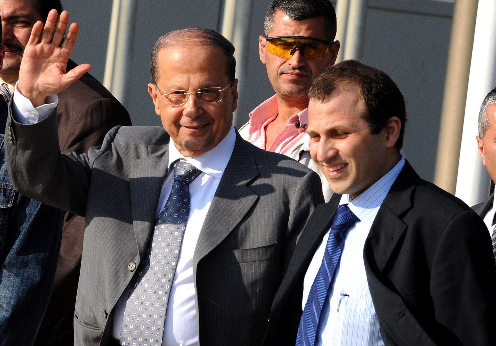 LEBANON-POLITICS-UNREST-QATAR