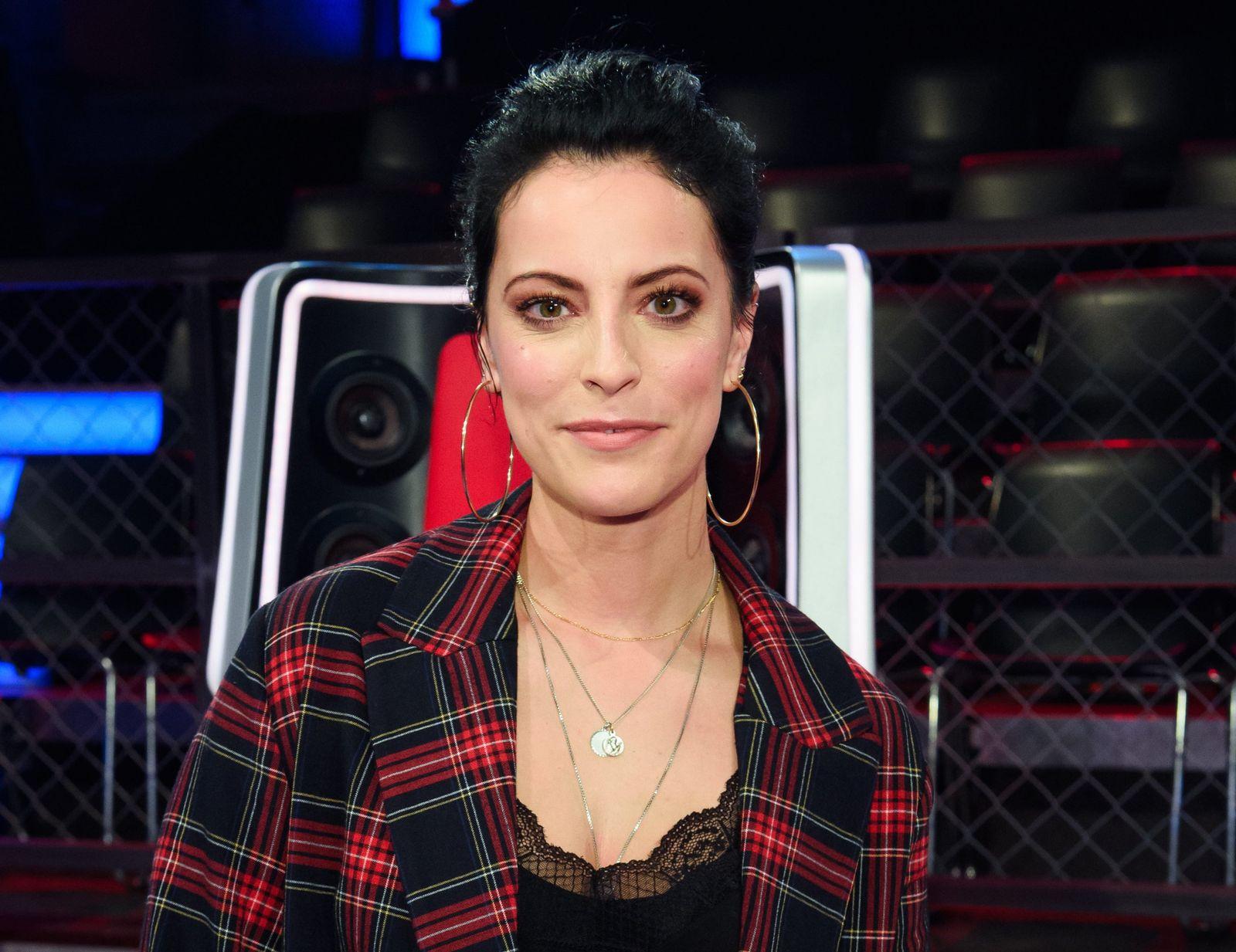 Silbermond-Sängerin Stefanie Kloß
