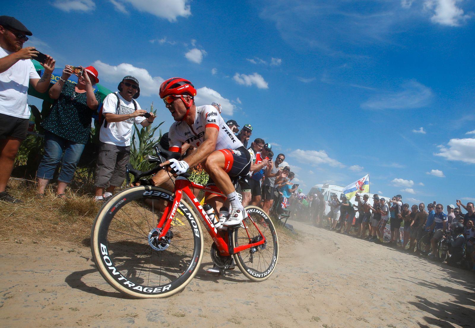 Tour de France 2018 - 9th stage