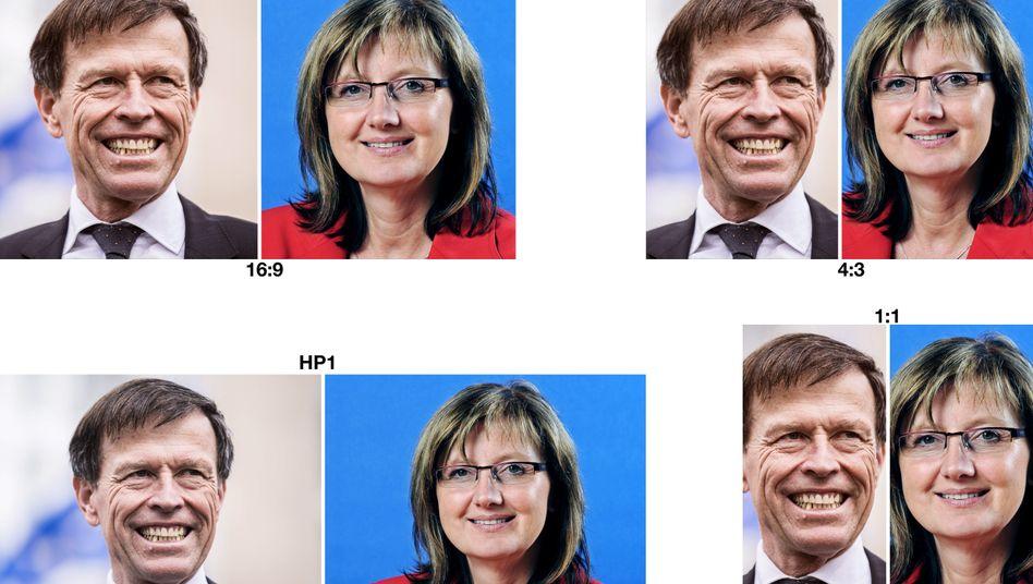 Amtsinhaber Rößler, Herausfordererin Dombois: Wer wird von der CDU-Fraktion nominiert?