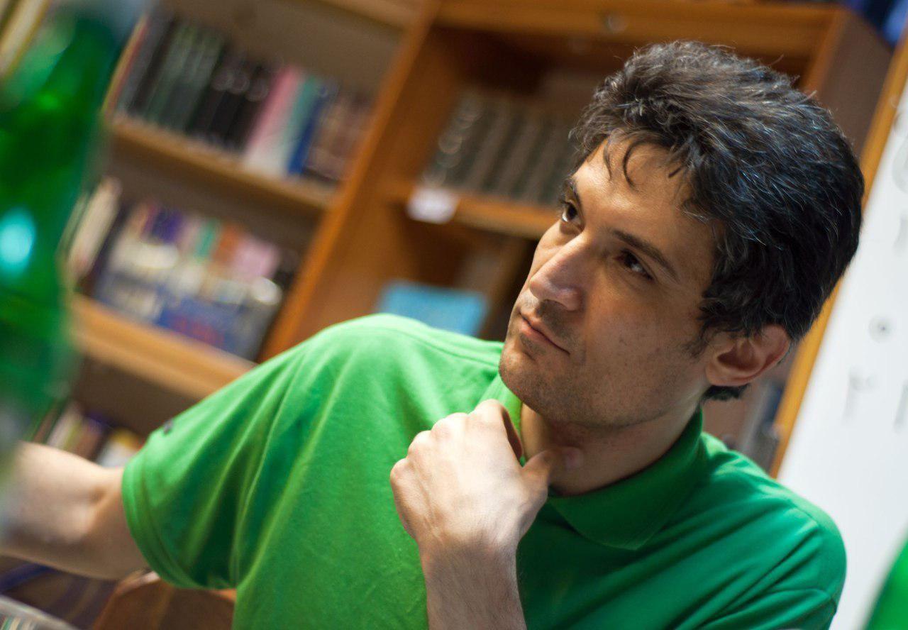 EINMALIGE VERWENDUNG Farhad Meysami