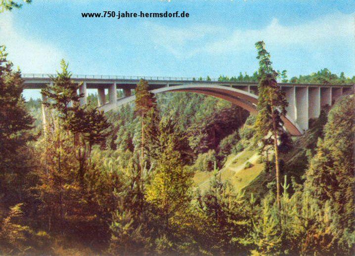 Teufelstalbrücke bei Jena