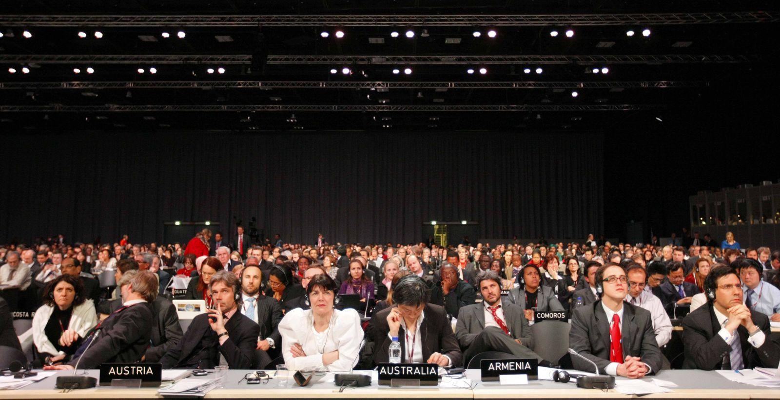 2009 Klimagipfel Kopenhagen