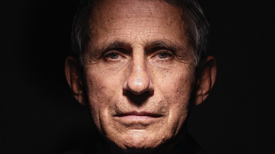 """Dr. Anthony Fauci: """"I never even considered resigning."""""""