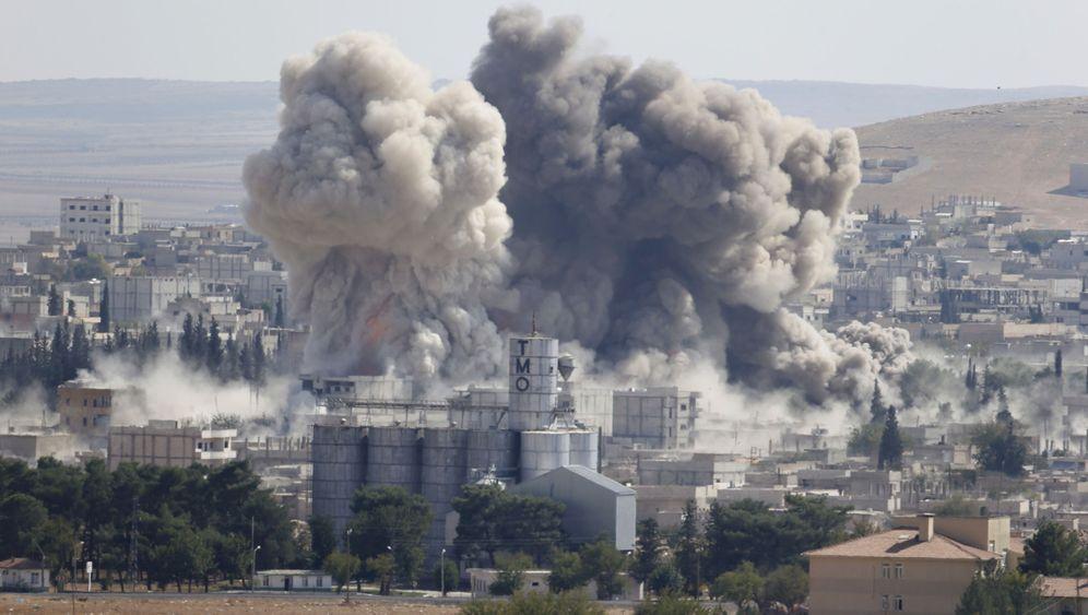 Schlacht gegen IS: Hoffnung für Kobane