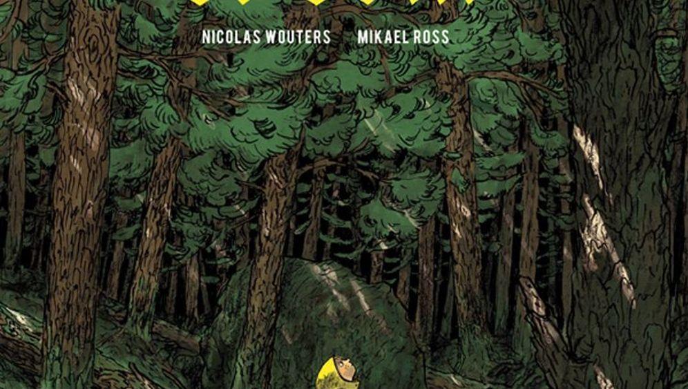 """Graphic Novel """"Totem"""": Verloren im Zauberwald"""